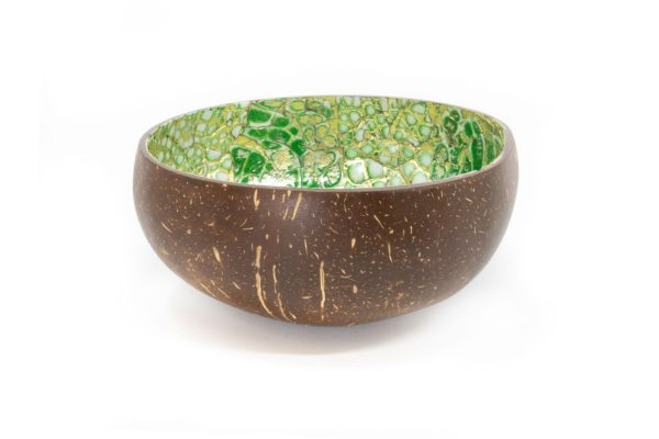 Tropical Garden coconut bowl 2 web